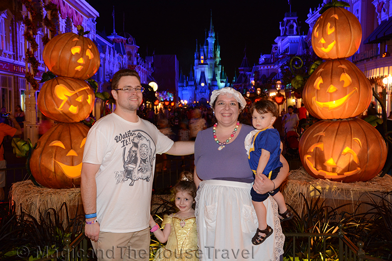 Our Mickey's Not So Scary Halloween Party Experience: 2017   Magic ...