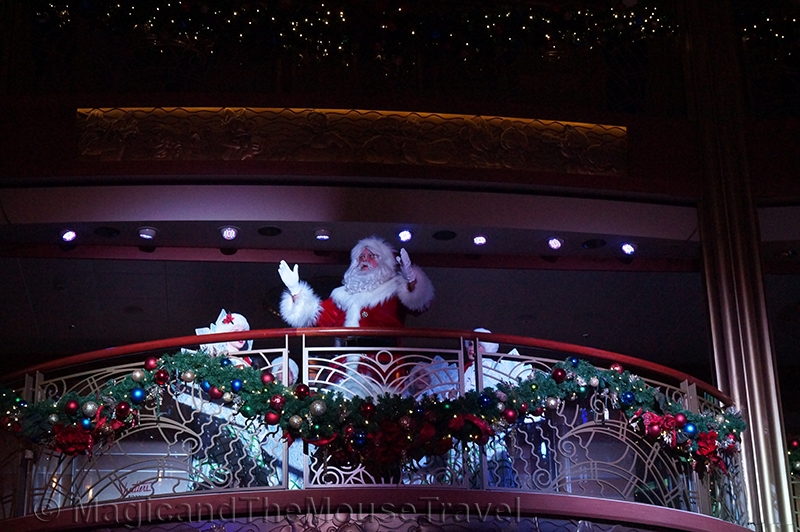Our Disney Very Merrytime Cruise Over Christmas Trip Review Day 1